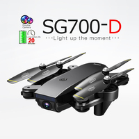 SG700 D RC Drone With Camera HD Flow Dual Remote Control Helicopter RC Quadcopter With Camera Drone Profissional Dron VS E58