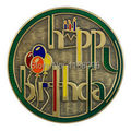 custom Happy Birthday Geocoin For Geocaching cheap Antique Gold Finish coins cheap custom metal paint coins badges lapel pin