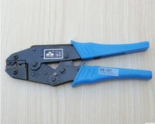 HS-101 naked terminal alicates abrazadera de alambre. 5-10MM2 era terminal de enfundado 0.5-6MM2