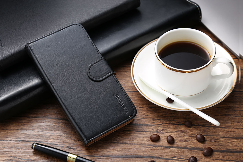 Flip Cases For HTC Pixel2 Case Plastic PU Leather Anti-Knock Covers Google Pixel 2 Cover Wallet With Card Holster