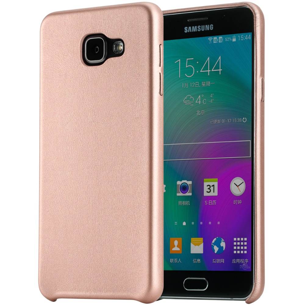 the best attitude f489c 7cdf8 US $6.99 |for Samsung Galaxy A5 A510F Case Cover Leather Shell ROCK Touch  Series for Galaxy A5 2016 Only Cell Phone Cases Shell on Aliexpress.com |  ...