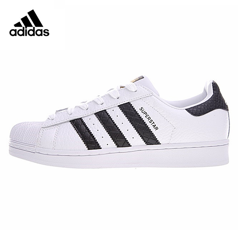 Original New Arrival Authentic Adidas Clover Men 's Classic Shell Skateboarding Shoes Men Sport Outdoor Sneakers S75157 adidas sport performance kid s boat lace i sneakers