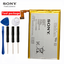 Original Sony High Capacity Phone Battery For Sony Xperia SP M35h LIS1509ERPC C5302 C5303 C5306 c530x HSPA LTE 2300mAh 100% new lcd display screen for sony xperia sp m35h m35 m35i c5302 c5303 with digitizer free shipping
