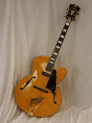 US $1620 0  D'Angelico EXL 1 Hollowbody Electric Guitar Lollar Charlie  Christian pickup-in Guitar from Sports & Entertainment on Aliexpress com  