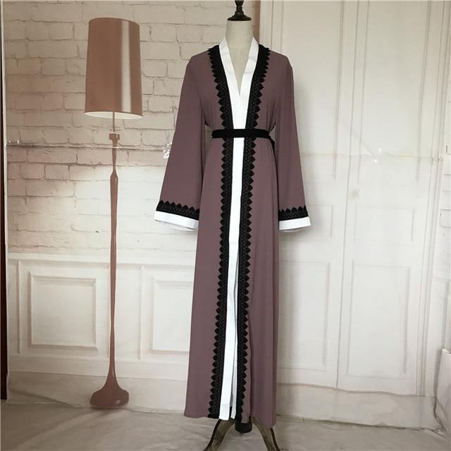 Kimono Open Abaya 2017 Collection