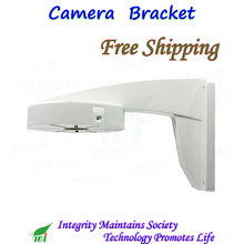 Dome Bracket Plastic barcket Wall mount for CCTV Camera security project Wall bracket for most IP camera, WIFI Camera