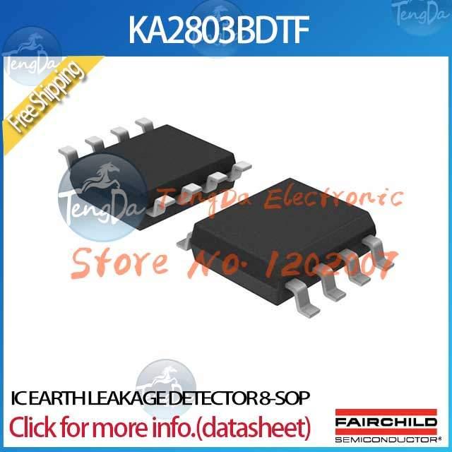 Free Shipping 20PCS/lot KA2803BDTF IC EARTH LEAKAGE DETECTOR