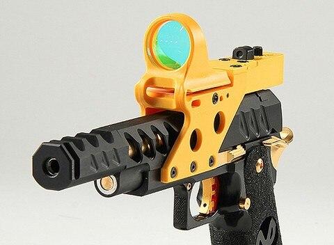 hi capa seemore ex183 escopos riflescope optics caca escopos rifle pistola ar