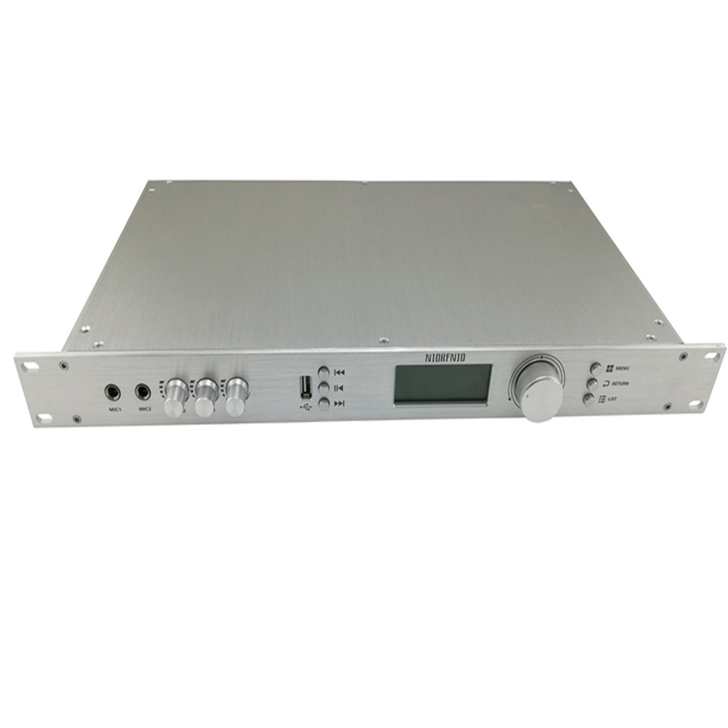 Free Shipping Professional NIO-T50R 0-<font><b>50W</b></font> Wireless Audio <font><b>FM</b></font> Functional Digital Partition <font><b>Transmitter</b></font> image