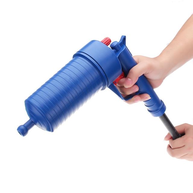 Туалетный очиститель Plug воздушный насос засорение Remover канализационные раковины заблокирован инструмент для очистки трубы Плунжер ванная комната слив очистители Кухня инструмент