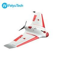 FeiyuTech Новое фиксированное крыло Единорог БПЛА Дрон самолет решение с передачей данных 80 км для аэрофотосъемки и картографии