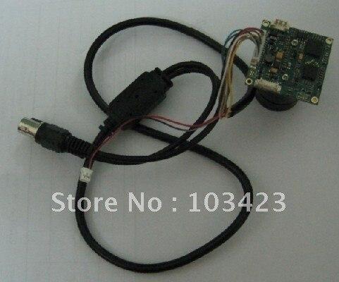 effie-e  673 CCD Board, 680TVL, OSD Cable, SONY Color CCD Board