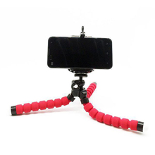 Phone Holder Flexible Octopus Tripod Bracket Selfie