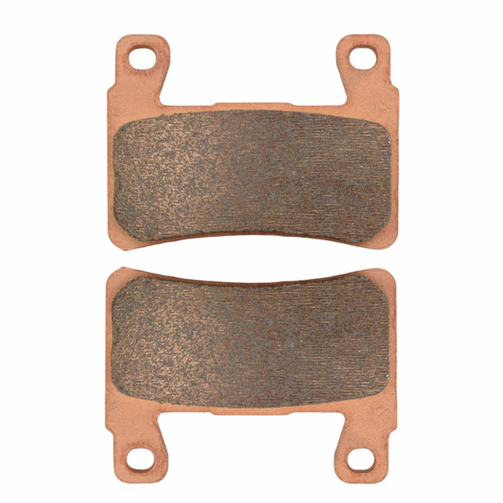 Sintered Copper Motorcycle parts FA296 Front Brake Pads For HONDA CB 1300 5/6/7/8/9 (Superfour) 05-09  цены