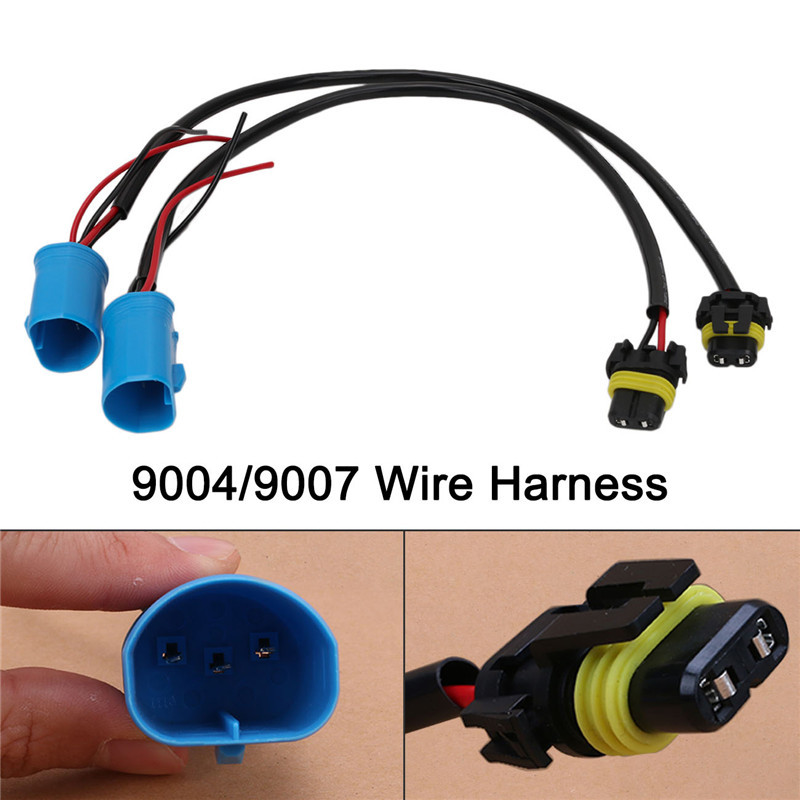 HID Wire Harness For Car 9004 / 9007 Bulb Size Automotive Wiring Harness  Conversion Kit Extension HID Ballast to Stock Socket|hid wiring harness|hid  ballastballast hid - AliExpressAliExpress