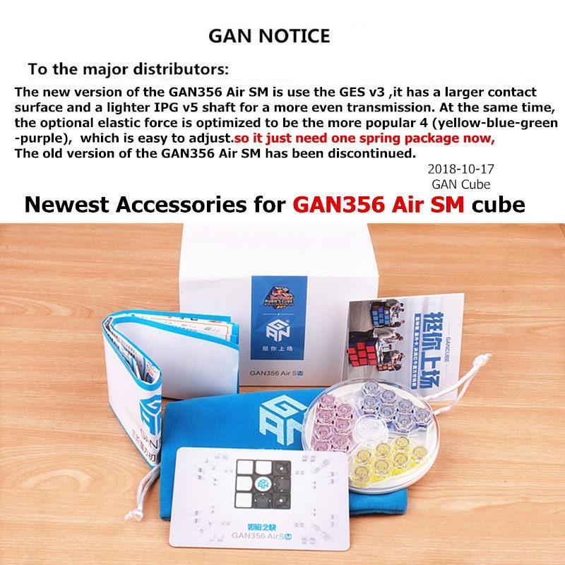 GAN 356S V2 басқатырғыштар кубик - Ойындар мен басқатырғыштар - фото 6