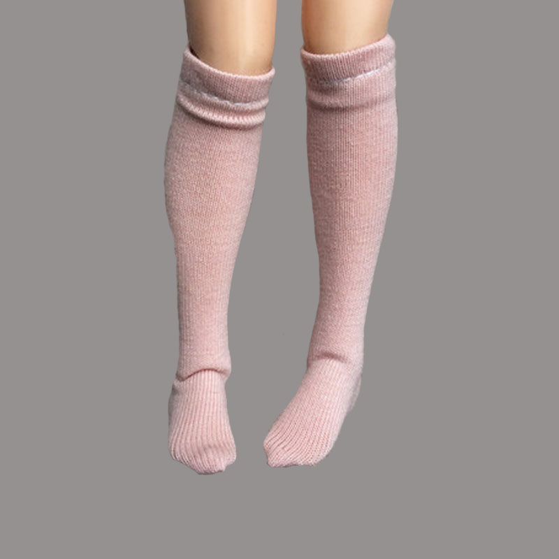MagiDeal 1//6 Girl Doll Elastic Fishnet Stockings for Blythe Doll Accs Purple