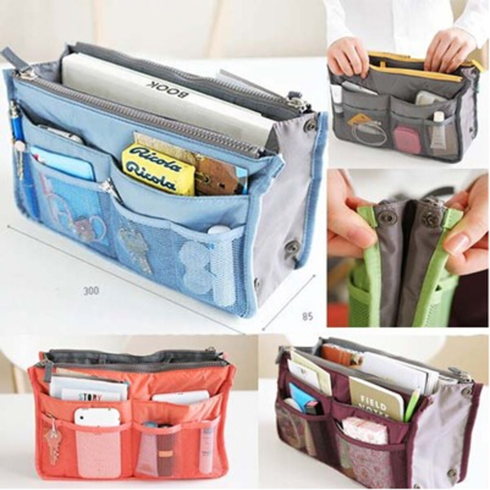 Necesser Beautician Travel Vanity Necessaire Women Beauty Toiletry Kit Make Up Makeup Cosmetic Bag In Bag Organizer Pouch Case