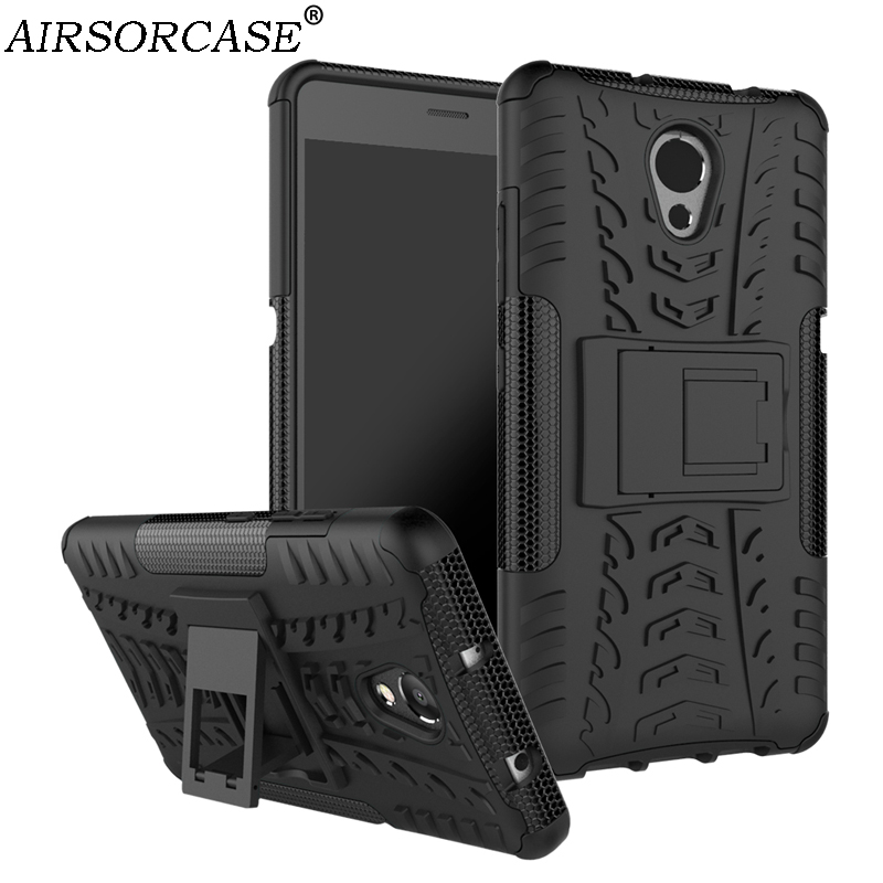 For Lenovo VIBE P2 Case P2c72 P2a42 Lenovo P2 Cover Rugged Armor Mobile Phone Cases Hard PC & TPU Hybrid Kickstand Back Cover