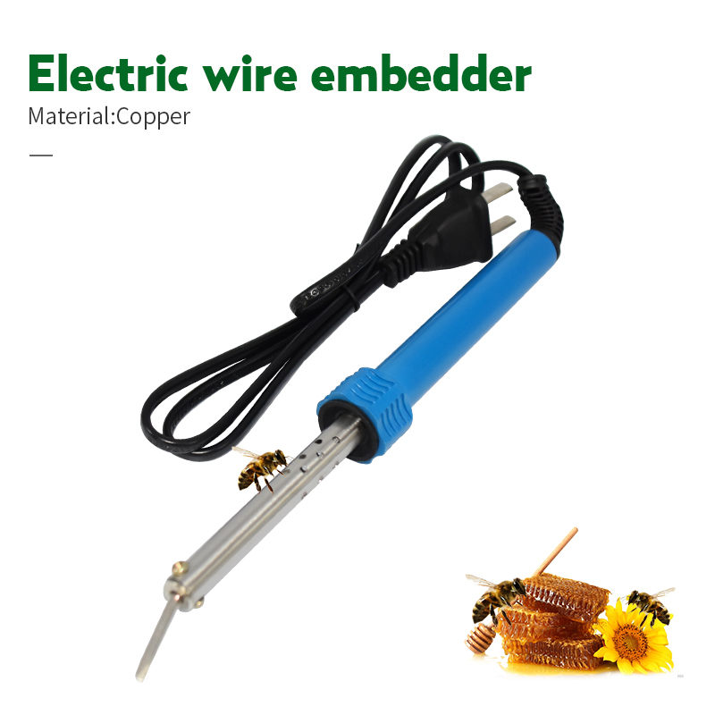 Electric Wire Embedder Beekeeping Tools Beeswax Foundation Assemble Beekeeping Tools