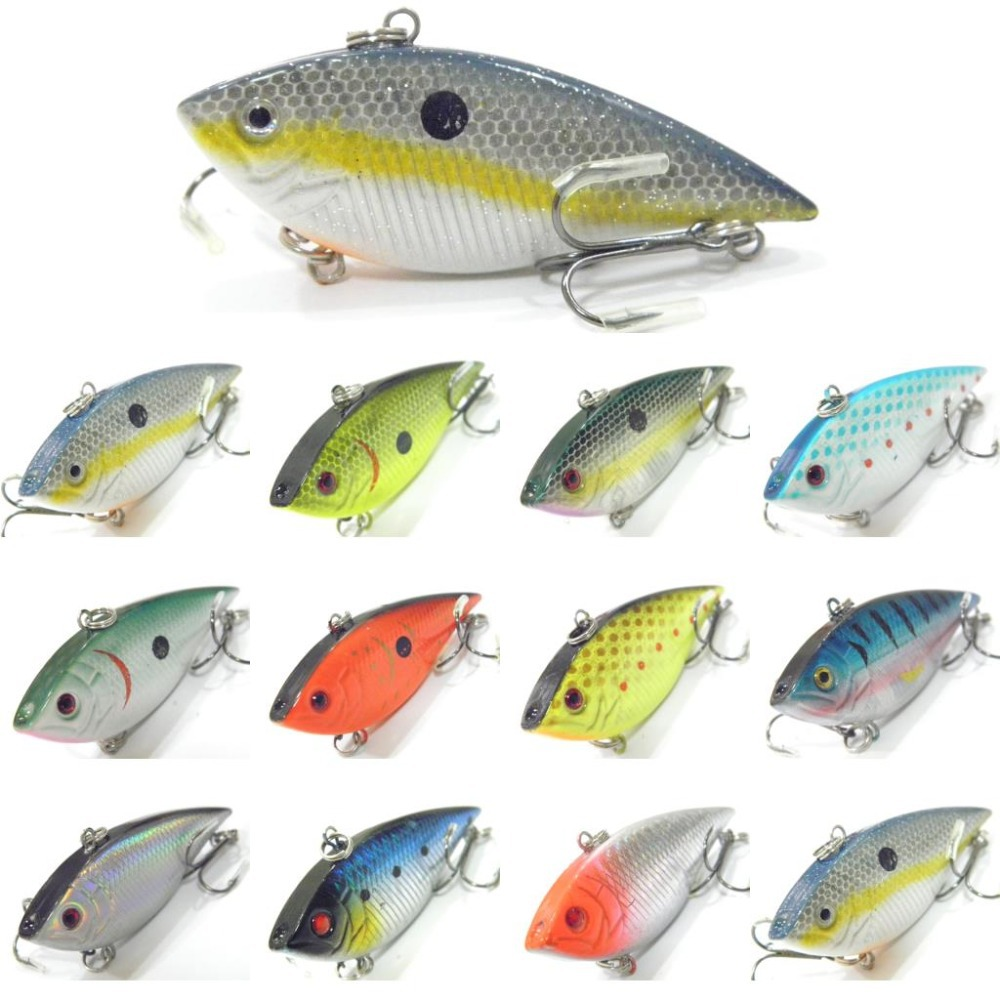 wLure Fishing Lure Lipless VIB Crankbait Hard Bait  Sinking Wide Profile Tight Wiggle Tank Tested  L567 jerry 1pc 2 8g fishing blade vibes lipless crankbait ultralight micro lures japan trout lures hard body bait metal vib lure