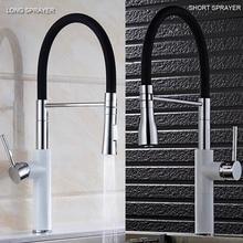 OUYASHI kitchen faucet deck mounted single handle single hole deck mounted mixer tap modern fashionable water tap