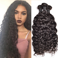 Peruvian Curly Weave Human Hair Bundles Peruvian Curly Hair Wet And Wavy Human Hair 3 Bundles Peruvian Virgin Hair Natural Wave