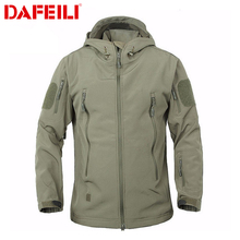 Softshell Jacket Windbreaker Ski-Coat Tactical-Clothing Rain Fishing Hunting Hiking Outdoor Waterproof