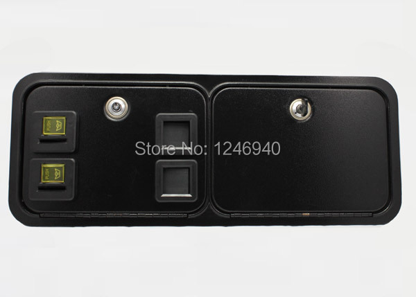 ФОТО high quality Dual american style coin selector door for arcade cabinet/casino machine/slot cabinetCoin operated machine