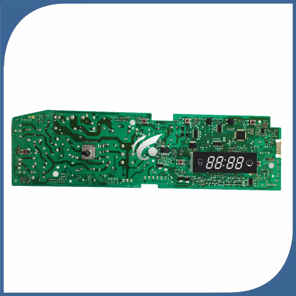 90% new use board for washing machine board control board XQG50-8866 0024000219D Computer board все цены