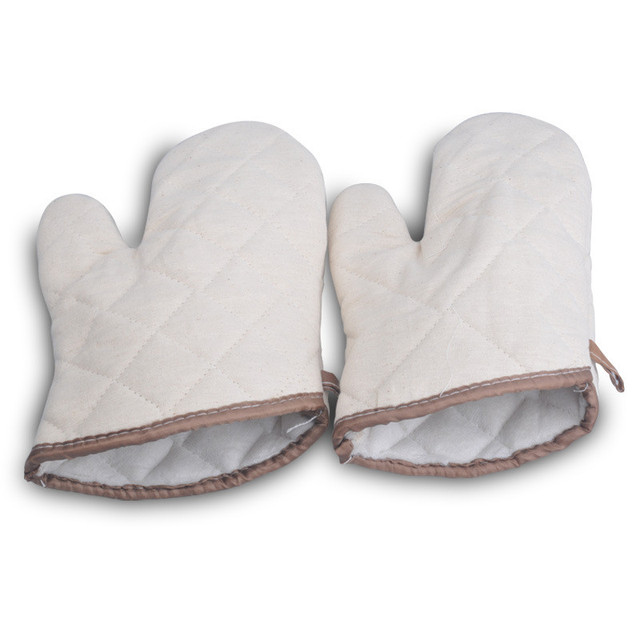 Heat Resistant Oven Gloves Barbecue Pit Mitt BBQ Gloves/ Kitchen Oven Mitts  Kitchen Cooking Silicone