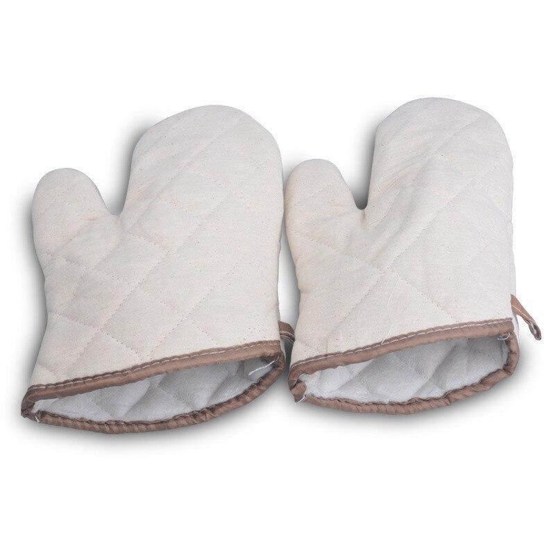 ̿̿̿(•̪ )Resistente al calor del horno Guantes barbacoa pit Mitt ...