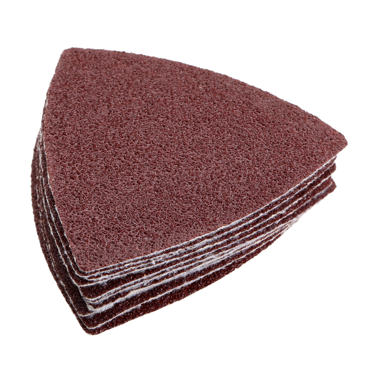 10Pcs Dremel Accessories 80mm Sand Paper Abrasive Sandpaper Wood Grinding Polishing Sanding Tool Grit 40/60/80/120/180/240