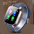 Smart watch Phone Support GPRS Internet access SIM card TF Card Camera Micro In-one stereo headphones Smartwatch Clock
