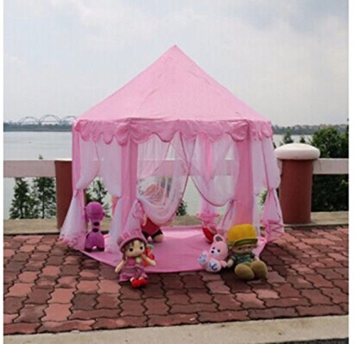 ... INCLUDES CARRY BAG FOR EASY STORAGE & Princess Castle PLay Tent By Sid Trading fairy princess castle-in ...