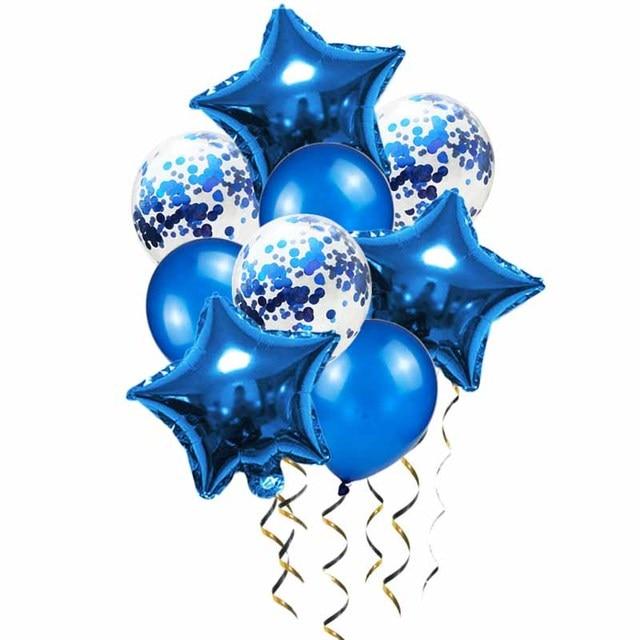 ballon blue