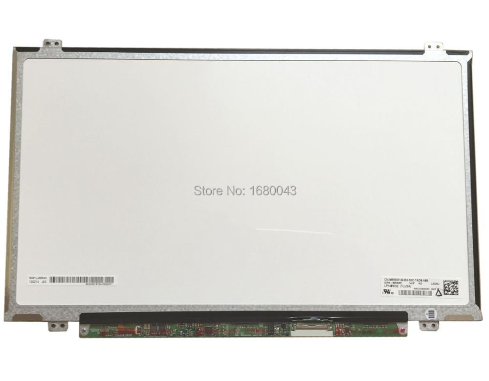 LP140WH2 TLSA fit LP140WH2 TLP1 TLQ1 TLS1 TLM2 TLN1 TLN2 LTN140AT20 LED LVDS 1366X768 14.0 inch slim Laptop LCD Screen 40 PIN bohemia crystal ваза jessye 23 см
