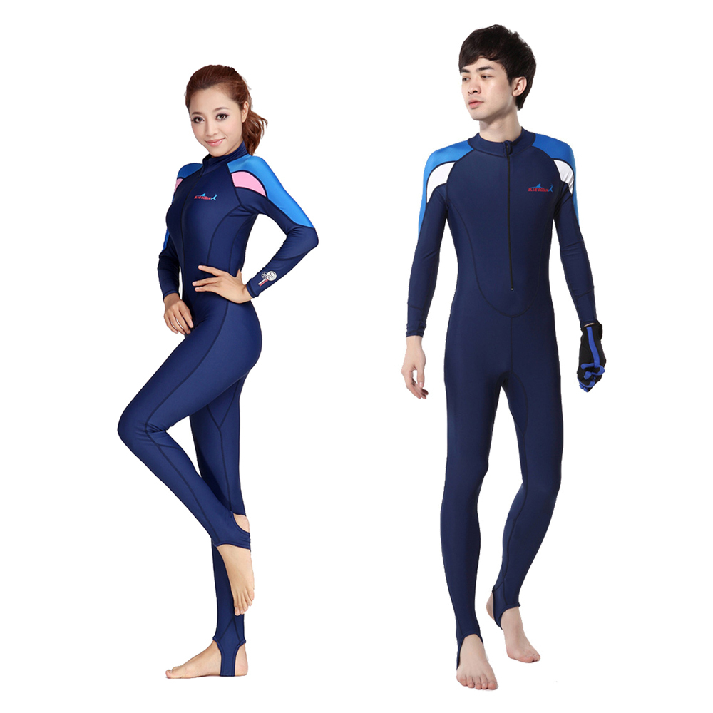 Free Shipping Full Dive Skin Jump Suit Wimming Wetsuits dive