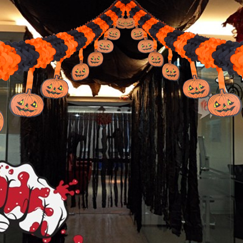halloween holidays pumkin decor kids fun party decoration supplies event supplies halloween decorationchina