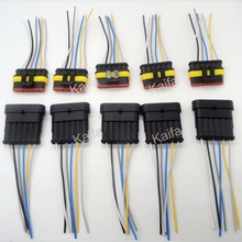 automobile wire harness online shopping the world largest 10 sets 6 pin car waterproof electrical connector plug wire electrical wire cable car motorcycle