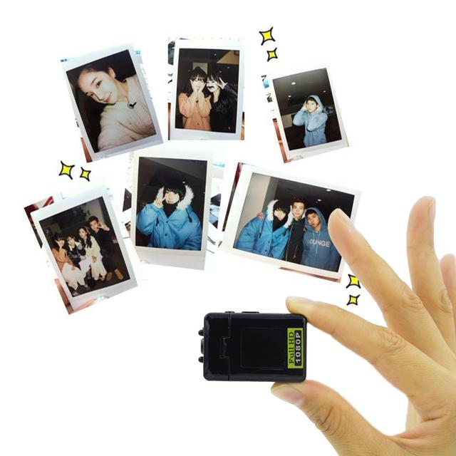 Mini Camera Infrared Night Vision Dv Dvr Secret