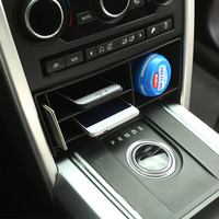 For Land Rover Discovery Sport 2015 2016 2017 Car Styling Plastic Central Console Multifunction Storage Box