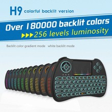 2.4GHz Wirless Touchpad Keyboard For PC Pad Xbox 360 PS3 Google Android TV Box HTPC IPTV XXM8