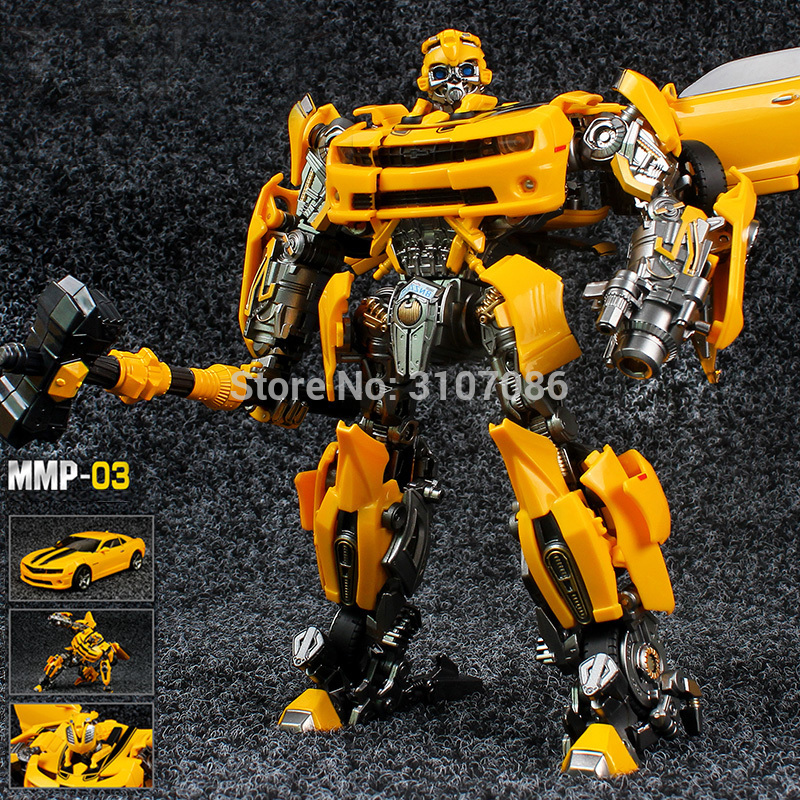 YX Transformation MPM03 MPM 03 Bee Warrior MMP03 MMP 03 Alloy 23CM Action Figure Robot Toys