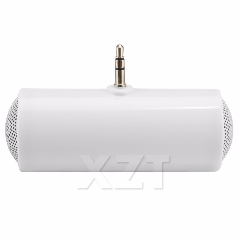 High Quality Mini Portable 3.5mmLoudpeakers Music Stereo <font><b>Audio</b></font> <font><b>Speaker</b></font> for HTC Sony Mobile Phone MP3 MP4 image