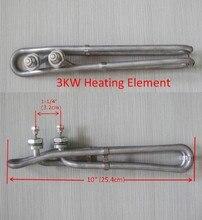 Vasca idromassaggio spa parti di riscaldamento 3kw riscaldamento elemento fit Balboa Gecko Grande H30 R1 3KW elemento riscaldante