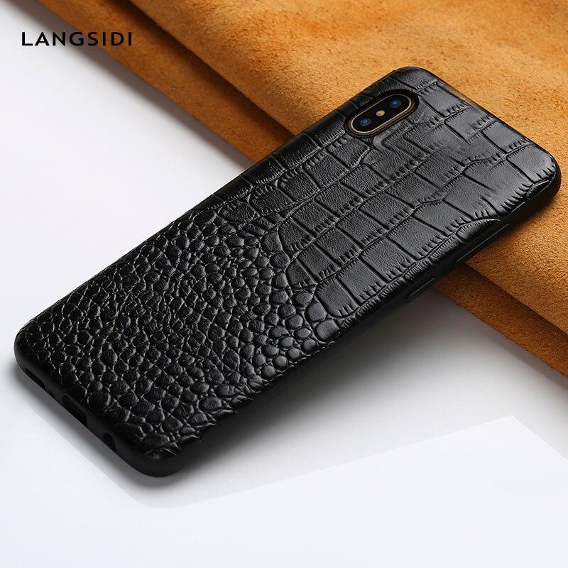 Echtes Leder fällen für Apple iphone X XR XS XS max 360 Voll schutzhülle für iphone 6 6s 7 8 5 5s se 6 plus 6S plus 7 plus 8 plus 6 5 5s se 6 S 7 plus 8 plus Apple fall