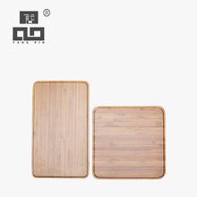 TANGPIN natural bamboo tea trays table platters kung fu accessories