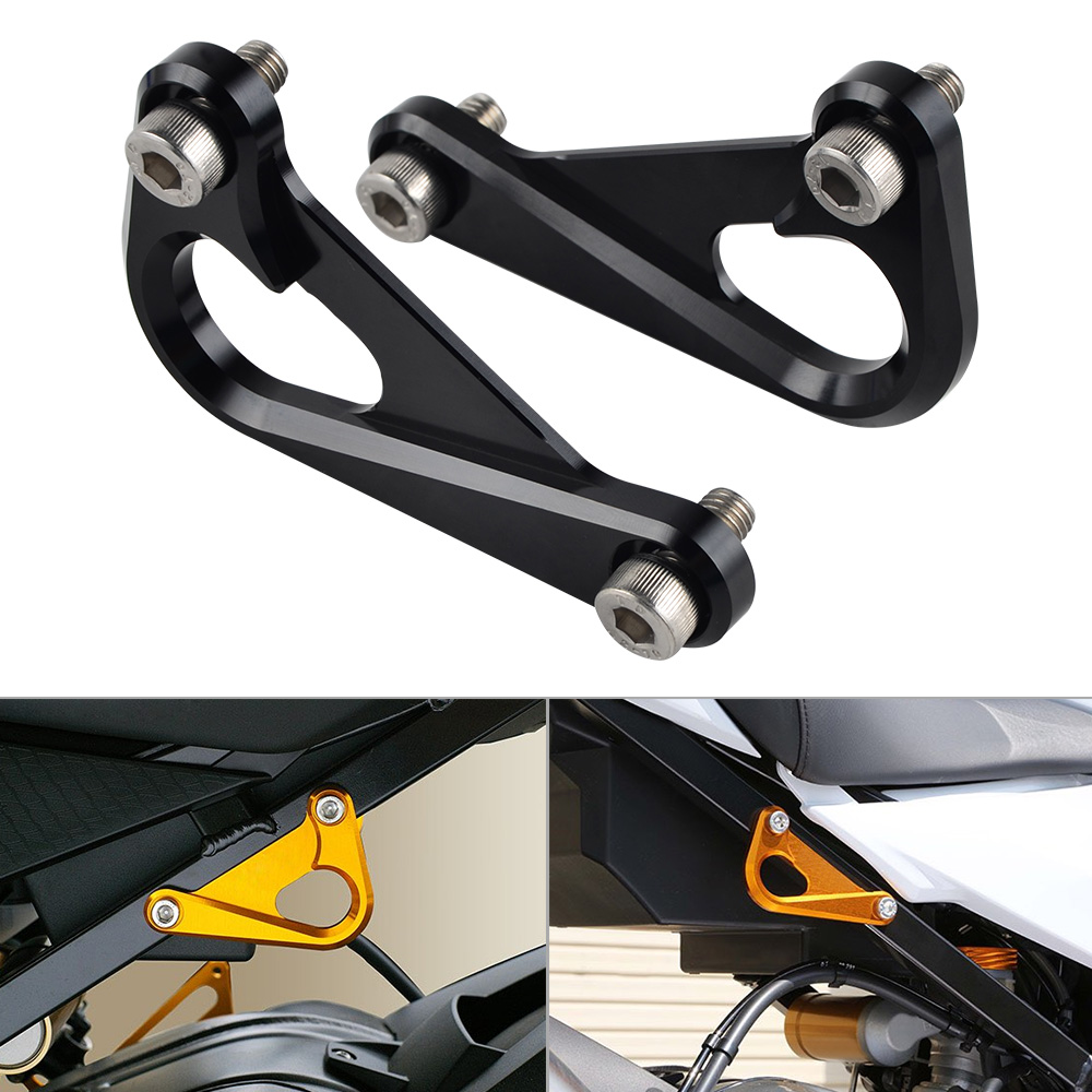NICECNC 1 Pair Motorcycle Racing Hook For BMW S1000RR 2010-2017 S1000R 2014-2017 S 1000RR S 1000 RR S 1000R S 1000 R wmf 1000 pro s