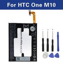 JAMEX Новый Сменный аккумулятор B2PS6100 для htc One M10/htc 10 3000 мАч 3,85 В Акку + набор инструментов